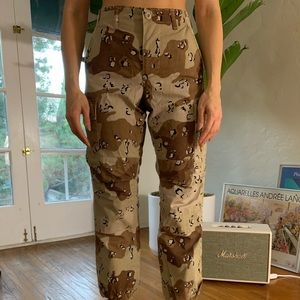 Urban Renewal Camo Pants
